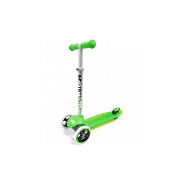 Детский самокат Unlimited ОВ-2101 MS05 - зеленый