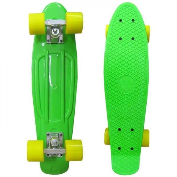 Скейтборд Ecobalance - зеленый