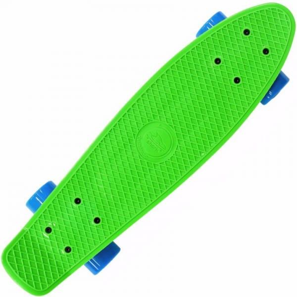 Купить Скейтборд Shark 27 TLS-402 - зеленый в интернет магазине игрушек и детских товаров