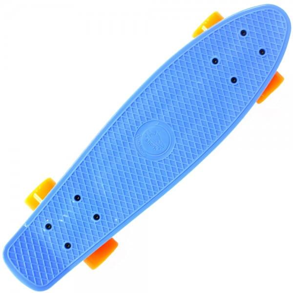 Купить Скейтборд Shark 27 TLS-402 - синий в интернет магазине игрушек и детских товаров