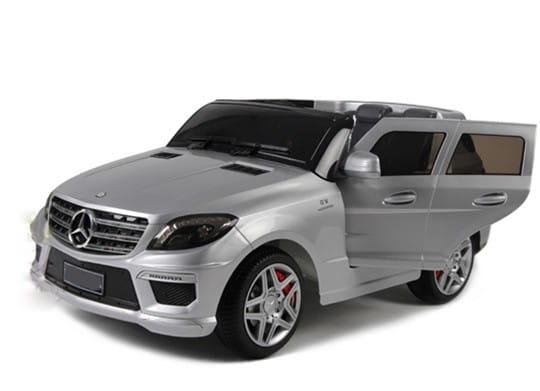 Радиоуправляемый электромобиль Rastar Merсedes-Benz AMG Silver