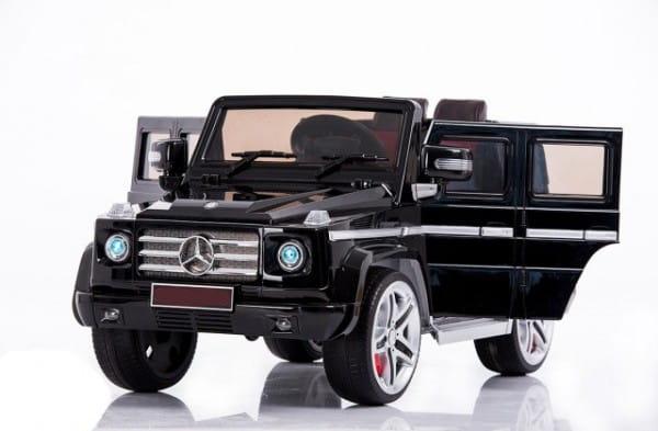 Купить Радиоуправляемый электромобиль Rastar Mercedes Benz G55 в интернет магазине игрушек и детских товаров