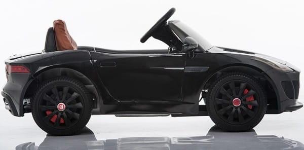 Купить Радиоуправляемый электромобиль Rastar Jaguar RS-3 в интернет магазине игрушек и детских товаров