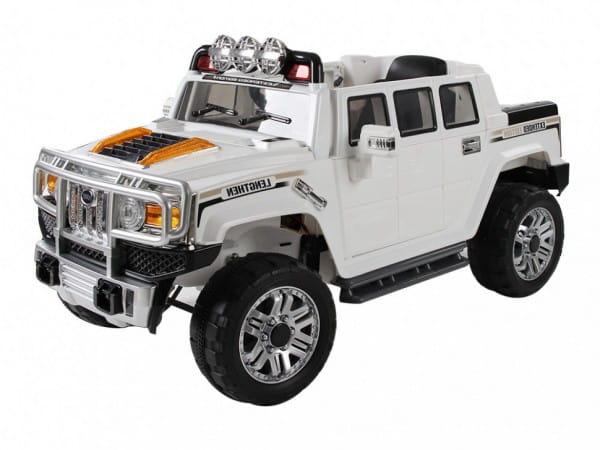 Радиоуправляемый электромобиль Rastar Hummer JJ255B