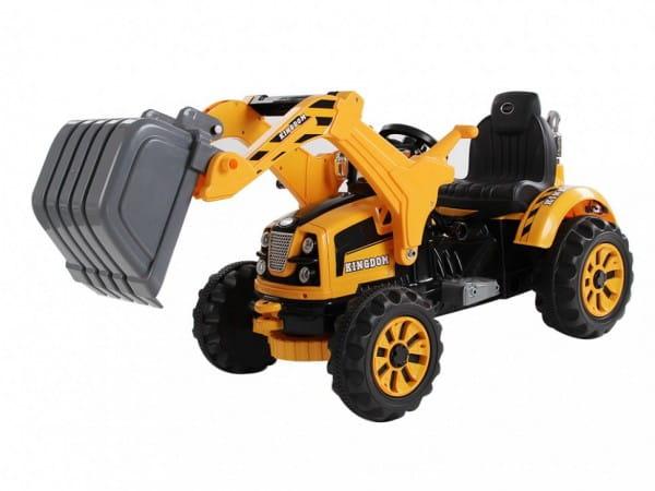 Электромобиль трактор Rastar JS328B