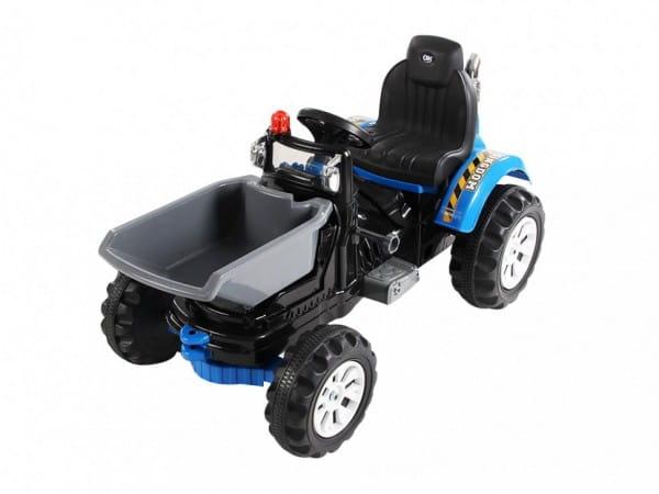 Купить Электромобиль трактор Rastar JS328C в интернет магазине игрушек и детских товаров