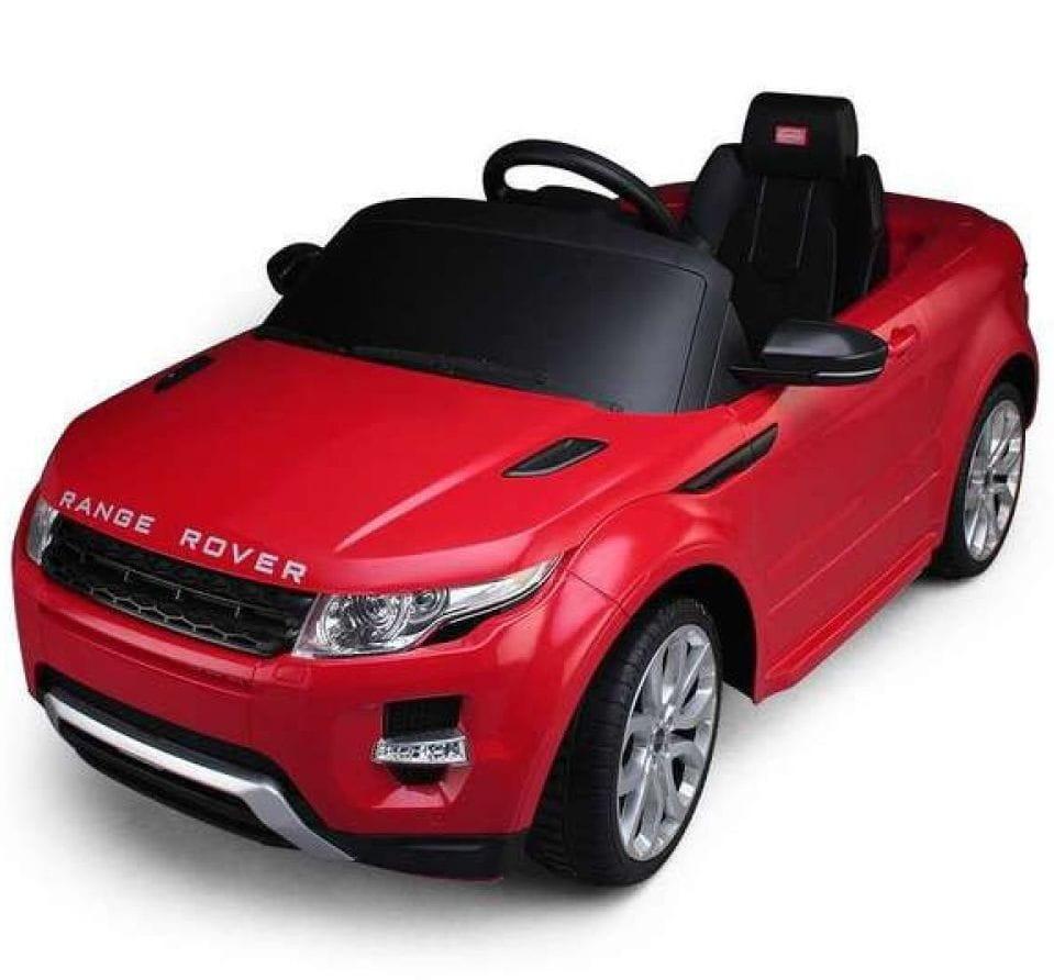 Радиоуправляемый электромобиль Rastar RAS-81400-R Land Rover Evoque Red