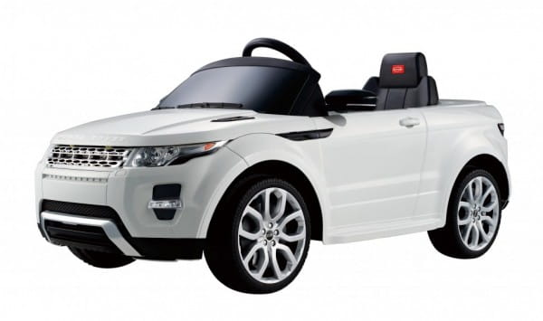 Радиоуправляемый электромобиль Rastar RAS-81400-W Land Rover Evoque White