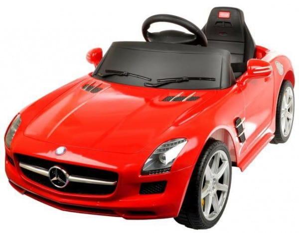 Радиоуправляемый электромобиль Rastar RAS-81600-R Mercedes-Benz SLS AMG Red