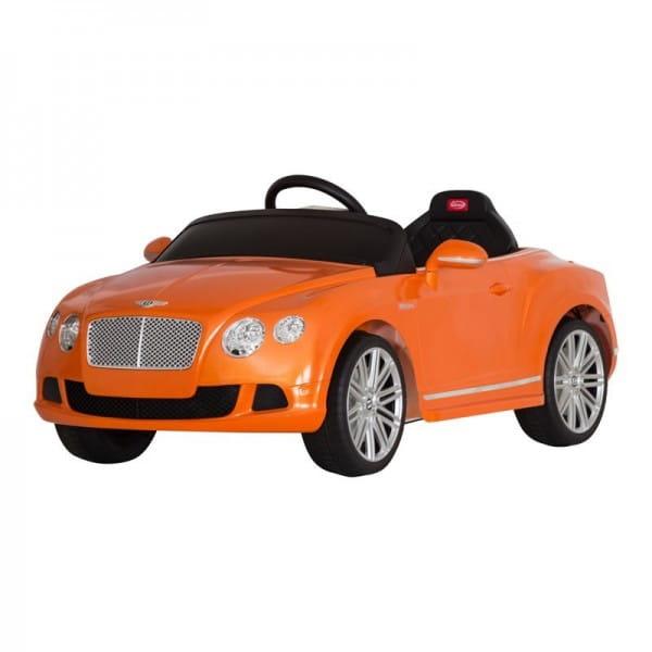 Радиоуправляемый электромобиль Rastar 82100 Bently Continental GTC Orange