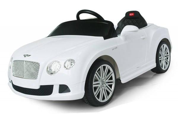 Радиоуправляемый электромобиль RASTAR 82100 Bently Continental GTC White