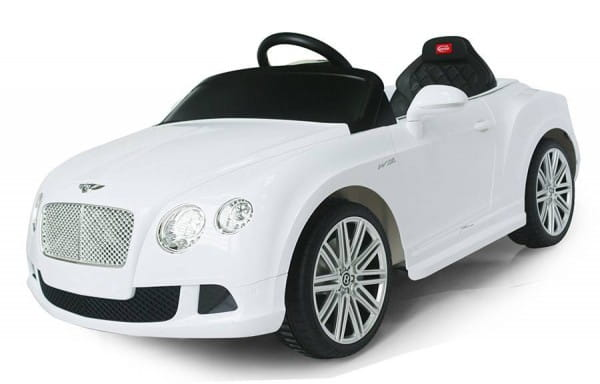 Радиоуправляемый электромобиль Rastar RAS-82100-W 82100 Bently Continental GTC White