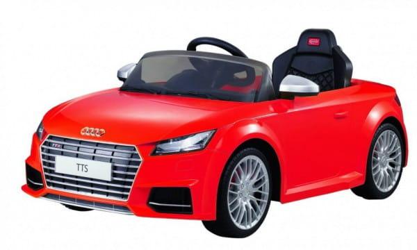 Купить Радиоуправляемый электромобиль Rastar Audi Roadster Red в интернет магазине игрушек и детских товаров