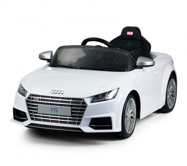 Радиоуправляемый электромобиль Rastar RAS-82500-W Audi Roadster White
