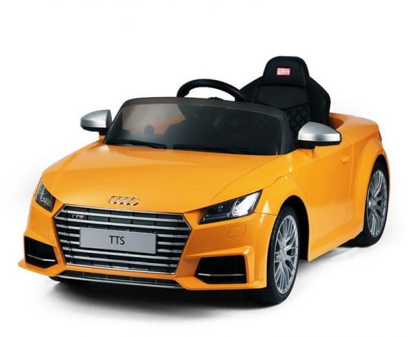 Радиоуправляемый электромобиль Rastar RAS-82500-Y Audi TTS