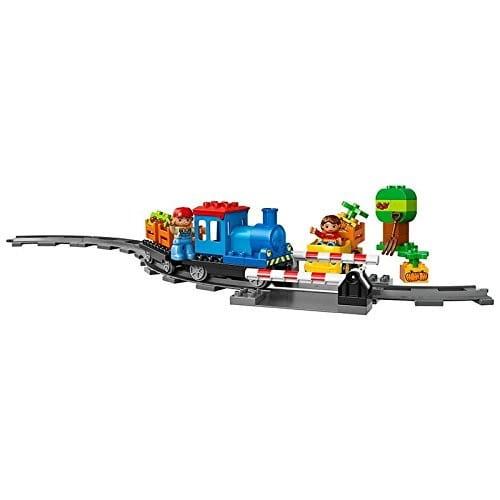 Купить Конструктор Lego Duplo Лего Дупло Локомотив в интернет магазине игрушек и детских товаров