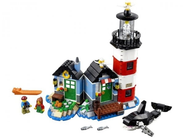Конструктор Lego Creator Лего Криэйтор Маяк