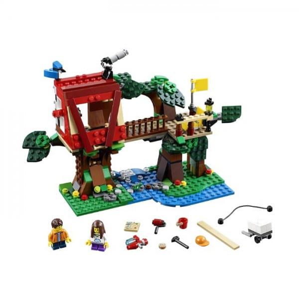 Конструктор Lego Creator Лего Криэйтор Домик на дереве 2