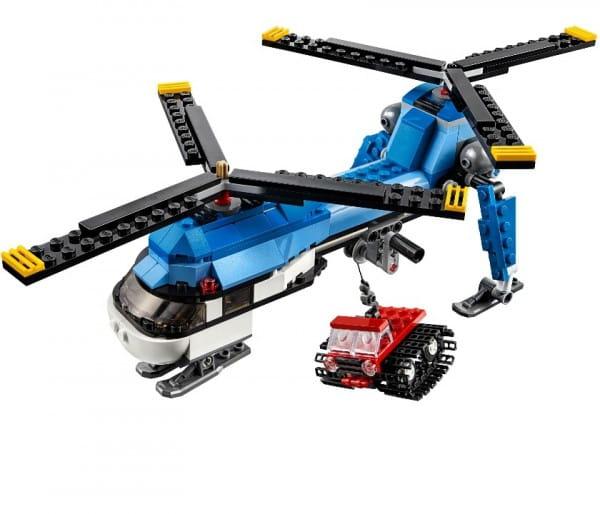Конструктор Lego Creator Лего Криэйтор Двухвинтовой вертолет