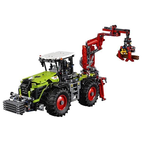 Конструктор Lego 42054 Technic Лего Техник Claas Xerion 5000