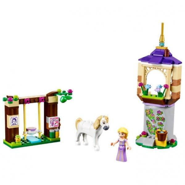 Купить Конструктор Lego Disney Princesses Лего Принцессы Дисней Лучший день Рапунцель в интернет магазине игрушек и детских товаров