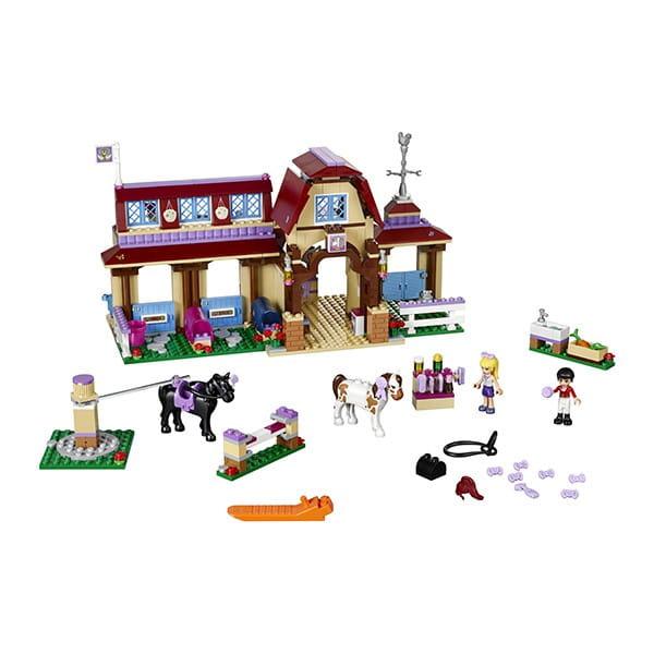 Купить Конструктор Lego Friends Лего Подружки Клуб верховой езды в интернет магазине игрушек и детских товаров