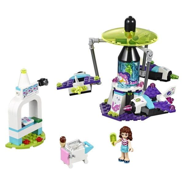 Купить Конструктор Lego Friends Лего Подружки Парк развлечений - Космическое путешествие в интернет магазине игрушек и детских товаров