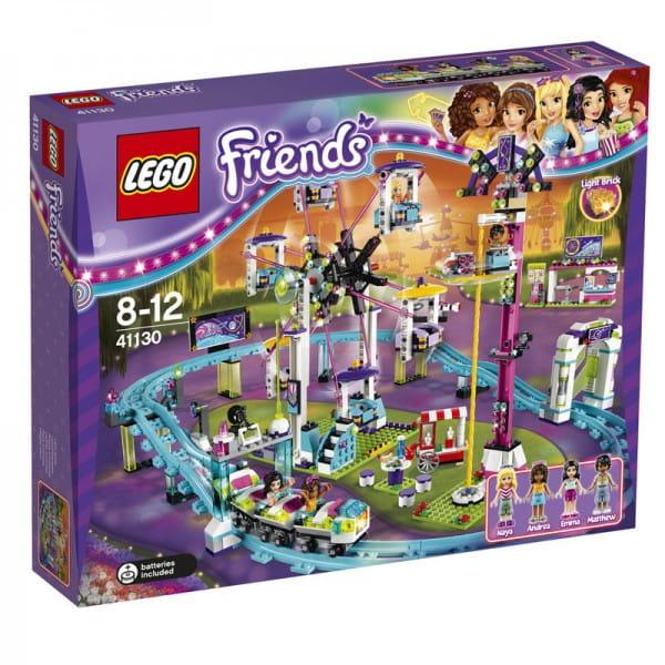 Купить Конструктор Lego Friends Лего Подружки Парк развлечений - американские горки в интернет магазине игрушек и детских товаров