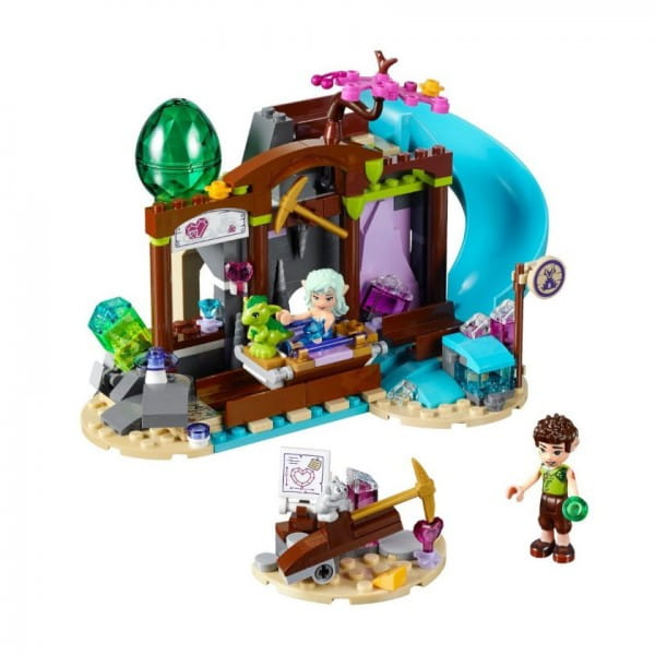 Купить Конструктор Lego Elves Лего Эльфы Кристальная шахта в интернет магазине игрушек и детских товаров