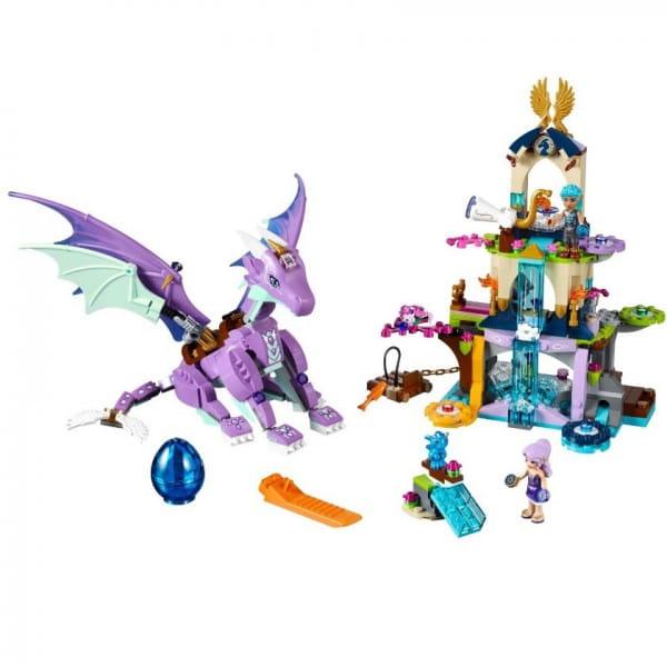 Купить Конструктор Lego Elves Лего Эльфы Логово дракона в интернет магазине игрушек и детских товаров