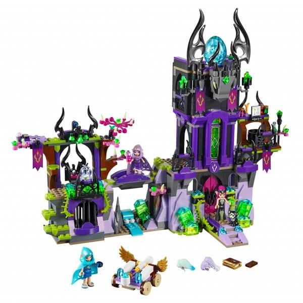 Конструктор Lego 41180 Elves Лего Эльфы Замок теней Раганы