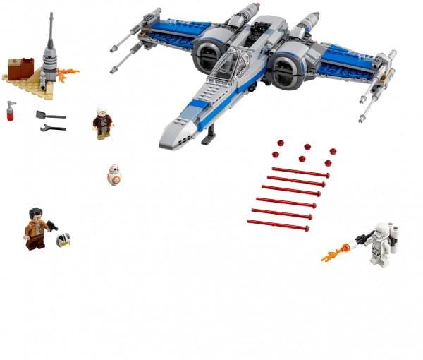 Конструктор Lego Star Wars Лего Звездные войны Confidential Retail 6