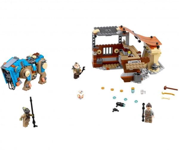 Конструктор Lego Star Wars Лего Звездные войны Confidential Retail 5