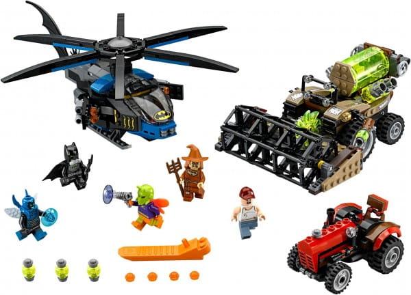 Конструктор Lego 76054 Super Heroes Лего Супер Герои Бэтмен Жатва страха