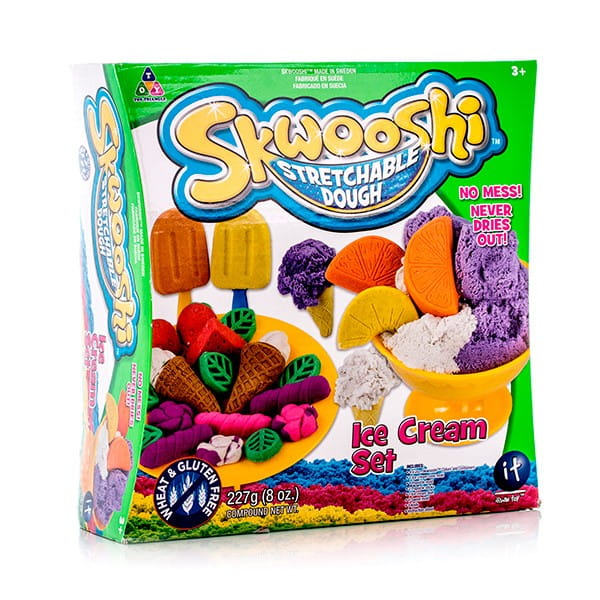 Набор для лепки Skwooshi S30024 Мороженое