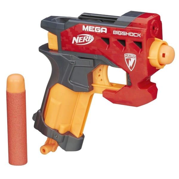 Бластер Мега Nerf Большой выстрел (Hasbro)