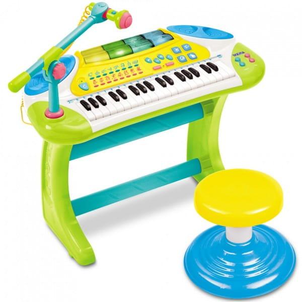 Купить Детский синтезатор Weina в интернет магазине игрушек и детских товаров