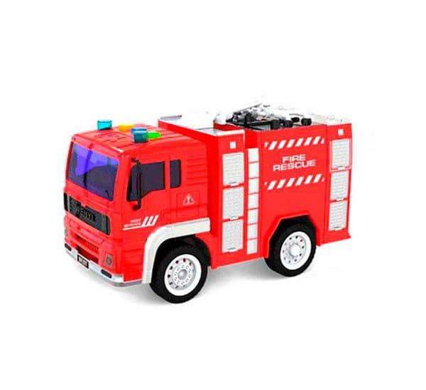 Купить Радиоуправляемая пожарная машина Yako в интернет магазине игрушек и детских товаров