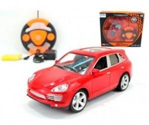 Купить Радиуправляемая машина Yako - красная в интернет магазине игрушек и детских товаров
