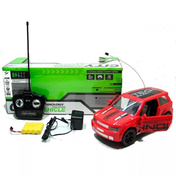 Купить Радиоуправляемая гоночная машина Yako c открывающимися дверями в интернет магазине игрушек и детских товаров