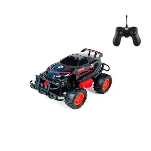 Купить Радиоуправляемая машина-внедорожник Yako с аккумулятором и световыми эффектами в интернет магазине игрушек и детских товаров