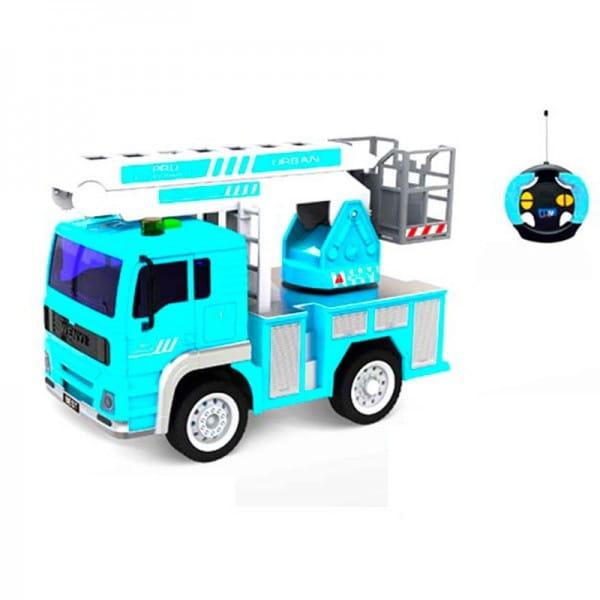 Купить Радиоуправляемый эвакуатор Yako в интернет магазине игрушек и детских товаров
