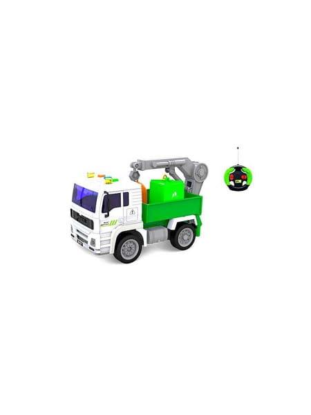 Купить Радиоуправляемый эвакуатор-грузовик Yako в интернет магазине игрушек и детских товаров