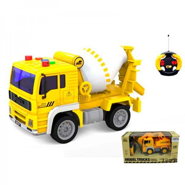 Купить Радиоуправляемая строительная машина Yako в интернет магазине игрушек и детских товаров