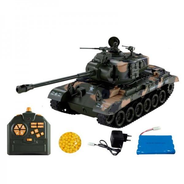 Купить Радиоуправляемый танк Yako М Т90 1:18 - 2 в интернет магазине игрушек и детских товаров