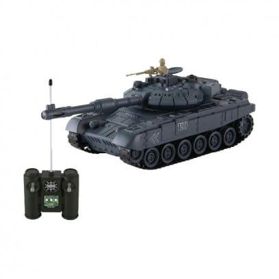 Купить Радиоуправляемый танк Yako М Т90 1:24 - 6105 в интернет магазине игрушек и детских товаров