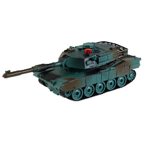 Купить Радиоуправляемый танк Yako М М1А2 (Абрамс) 1:32 в интернет магазине игрушек и детских товаров