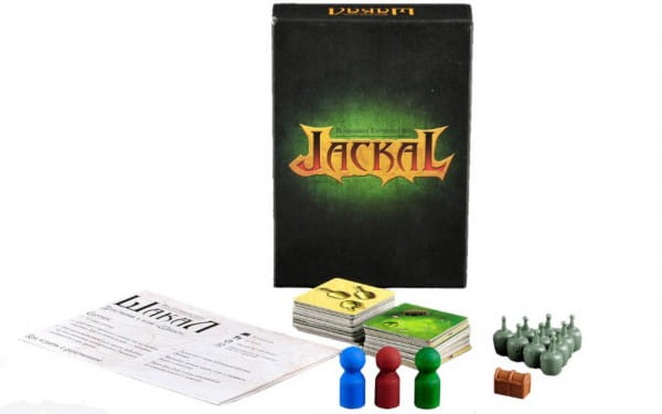 Настольная игра Magellan Шакал (дополнение)