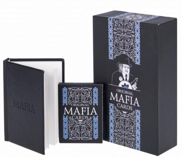 Настольная игра Magellan MAG00061 Мафия Люкс