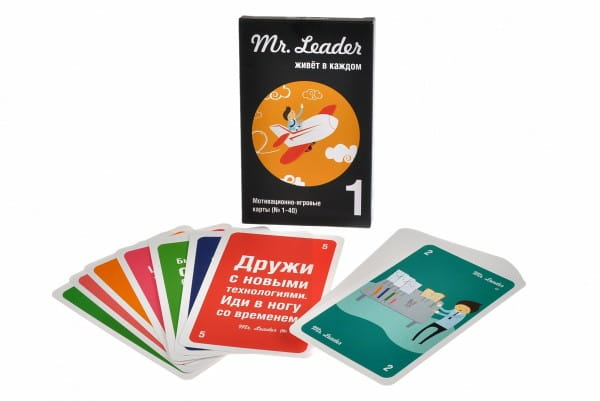 Настольная игра Magellan MAG036496 Mr. Leader - набор 1